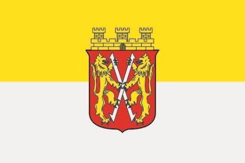 Nahe Flagge Fahne 12 x 8 cm Autoaufkleber Sticker Aufkleber Kirn