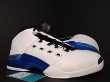 45b1f6255f0 2002 Nike Air Jordan XVII 17 WHITE BLACK COLLEGE BLUE NAVY SILVER BRIEFCASE  11.5