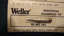 Weller Ptaa6 Single Flat Tip 600f For Tcp1 Tc201 Tcp12 Tcp24 Irons