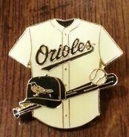Baltimore Orioles Jersey Lapel Pin