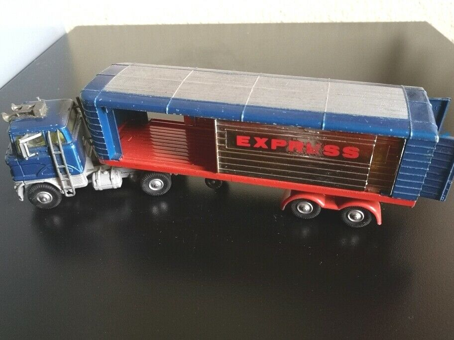 Corgi Major Toys Ford LKW   Express Service
