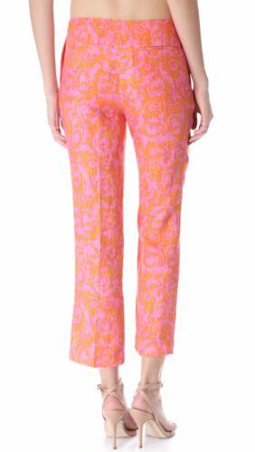 Nwt Pantalon James 265 Jacquard Gladys Elizabeth En Lin 4 Taille And qCgOzfSz