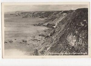Cliffs Near Hells Mouth amp Portreath RP Postcard 297a - Aberystwyth, United Kingdom - Cliffs Near Hells Mouth amp Portreath RP Postcard 297a - Aberystwyth, United Kingdom