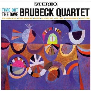 Dave-Brubeck-Dave-Brubeck-Quartet-Time-Out-New-Vinyl-Ltd-Ed-180-Gram