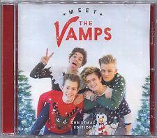 +8 BONUS Holiday TRACKS--> Meet THE VAMPS Christmas Edition CD Smile DEMI LOVATO