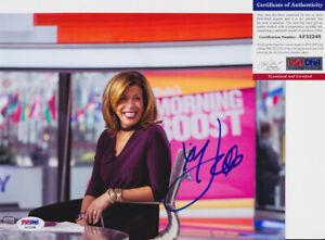 Hoda-Kotb-The-Today-Show-TV-Host-Signed-Autograph-8x10-Photo-PSA-DNA-COA-2