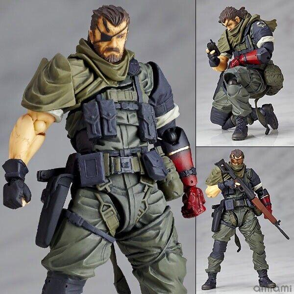 KAIYODO Revol Mini 015  Venom Snake Olive Drap Field REVOLTECH  consegna veloce e spedizione gratuita per tutti gli ordini