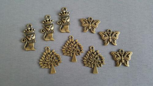 Wooden Box Decor Decoupage Craft Woodworking Handmade Hinges Brass Embellishment