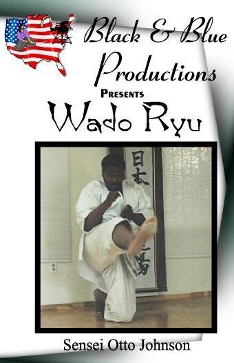 Otto Johnson Wado Ryu Karate Founded by Hironori Otsuka Instructional DVD