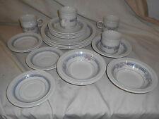 Servizio da cena completi BHS Set Linton Design 20 pezzi piatti tazze piatti