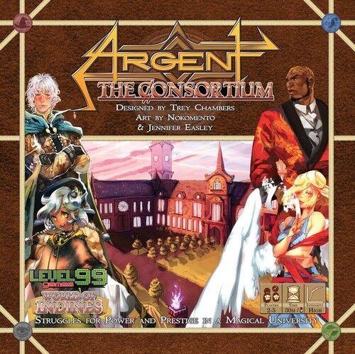 Argent - The Consortium - Strategia Gioco da Tavolo