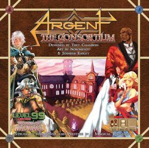 Argent - The Consortium Stratégie Jeu De Plateau