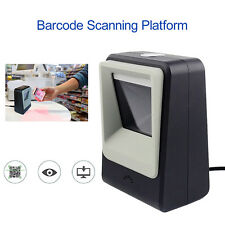 Directional Scanner 2D Ticket QR Code Barcode Reader Desk Auto Sense Handsfree