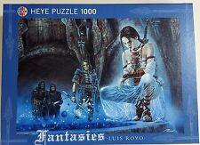 HEYE PUZZLE 1000 PC LUIS ROYO : MEDITATION REF 29201 BRAND NEW