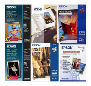 Original-Epson-Fotopapier-10-x-15-cm-10-x-18-cm-DIN-A4-DIN-A3-102-300-g-m