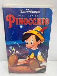Disney-039-s-Pinocchio-VHS-1993