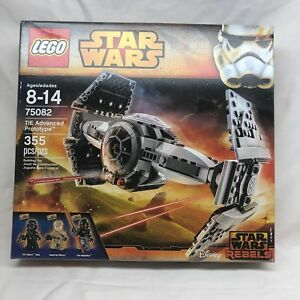 LEGO-Star-Wars-Rebels-75082-TIE-Advanced-Prototype-New-Sealed