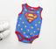 Newborn Boy Girl Batman//Superman//Spider-man Baby Romper Jumpsuits Cute Bodysuit