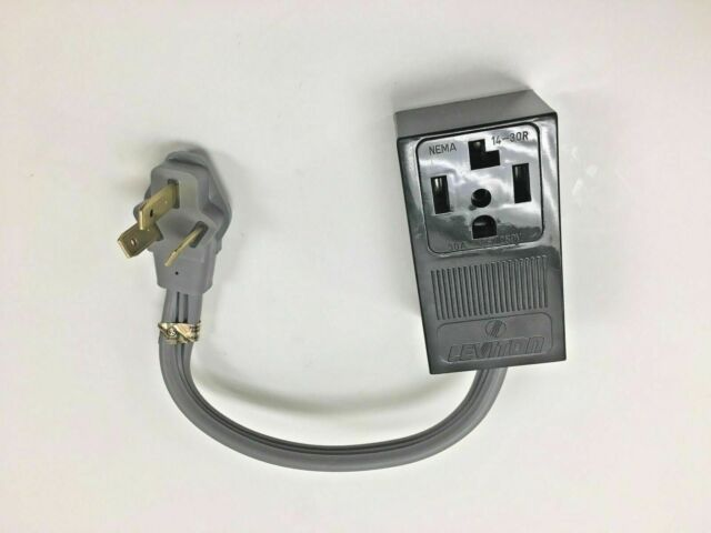 Electric Range Outlet Adapter