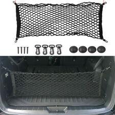 Car Accessories Rear Cargo Organizer Storage Elastic String Net Mesh Bag Pocket Fits 2007 Sportage