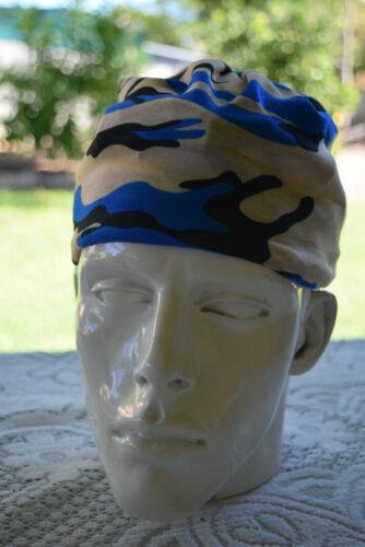 022 2X /'CAMO/' Head//Face//Mask//Neck Multi-wear tube Bandana//Durag.SPF5,Scarf//Wrap
