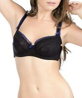 Parfait By Affinitas Wire Bra Madeline 4502 Black