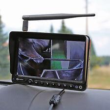 Funk Kamera Rückfahrsystem CM-FRFS2 für Pferdeanhänger Überwachungskamera digita