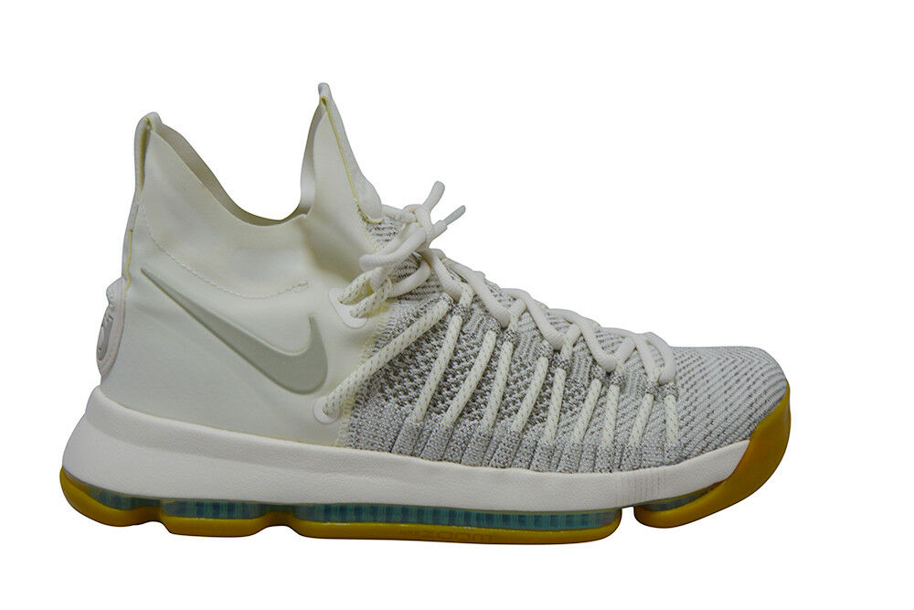 Hombre Nike Zoom Kd 9 Kevin Durant 9 Elite-878637001 - Pale Grey