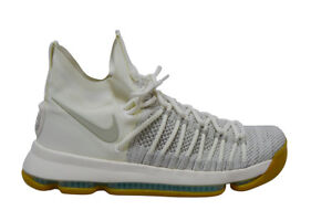 free shipping 8799d 85d0a Details about Mens Nike Zoom KD 9 Kevin Durant 9 Elite - 878637001 - Pale  Grey