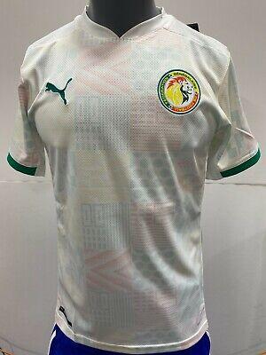 Puma Senegal Home Men's 20/21 Jersey   eBay