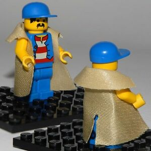 Custom Lego Star Wars Jedi Robe 20 Colors Available
