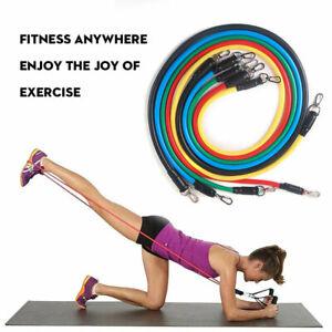 La-resistencia-del-11PCS-Banda-Set-Yoga-Pilates-Abs-Ejercicio-Fitness-Tubo-Entrenamiento-bandas