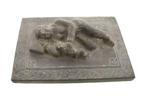 Maternità Donna E il Suo Bambino IN Pietra Artigianato Tibetano Peterandclo 6289