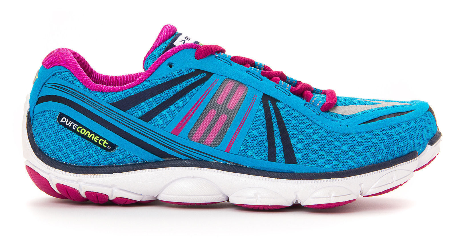 Brooks Pure Connect 3 Womens Lightweight Runner (B) (524) + Free Aus Delivery