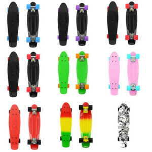 22'' Scooter Penny Banana Kids Board Skateboard Children's Day Birthday Gifts