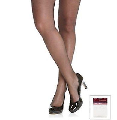 Hanes Womens 6pk Silk Reflections Control Top Sandalfoot
