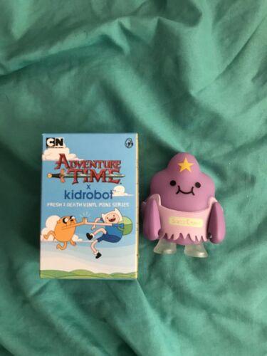 "Kidrobot Fresh 2 mort Lumpy Space Princess Adventure Time 3/"" VINYL Ornement"