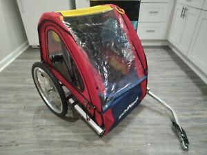 Schwinn bicycle 2 child trailer / tag along