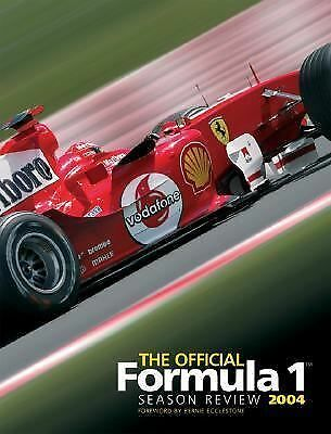The Official Formula 1 Season Review 2004
