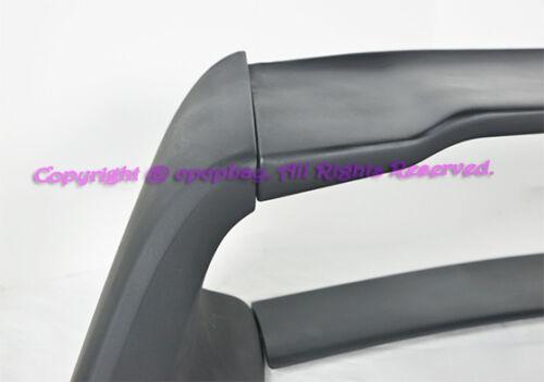 Fit 06-11 Civic CSX 4Dr Sedan JDM Mugen RR ABS Spoiler Wing FD2 FA2 W//Red Emblem