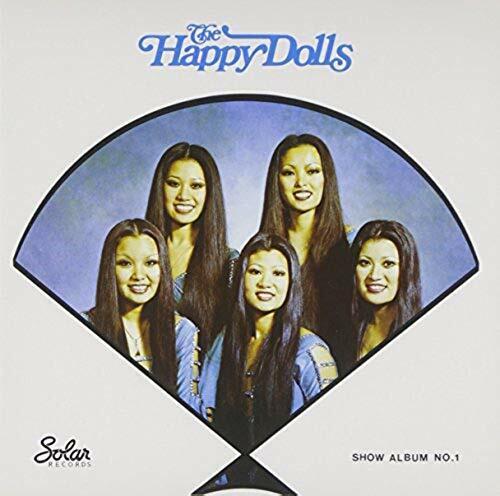The Happy Dolls - Show Album No.1(韓国盤)