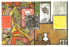 Postkarte - Jasper Johns