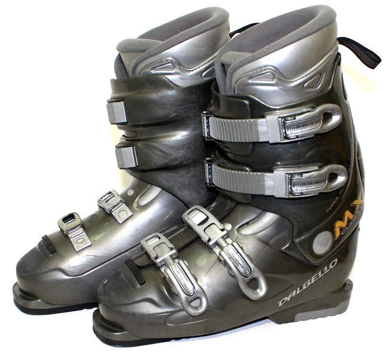 Dalbello MX Super Ski Boots - Size 9.5   Mondo 27.5 Used