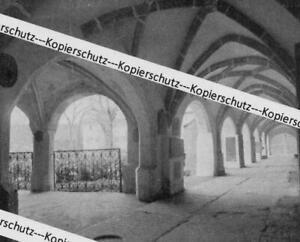Laufen - Kreuzgang der Pfarrkirche - um 1915         Z 28-10