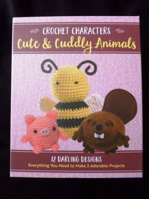 Cuddly Amigurumi Toys: 15 New Crochet Projects by Mari-Liis Lille ... | 640x480