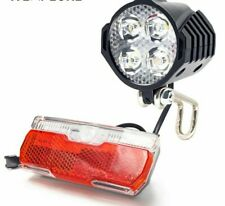 1000 Lumens LED Ebike Front Light Electric Scooter Headlight 12V 24V 36V 48V E