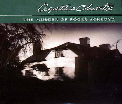 The Murder of Roger Ackroyd by Agatha Christie (CD-Audio, 2003)