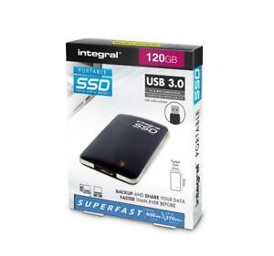 120GB-USB-3-0-PORTABLE-SSD-by-Integral-400-MB-s-370-MB-s-USB-Cable-included