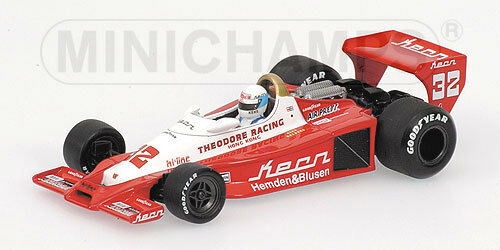 Wolf Ford wr1 K. Rosberg  1978 Theodore Racing 400780032 Minichamps 1 43  vente en ligne