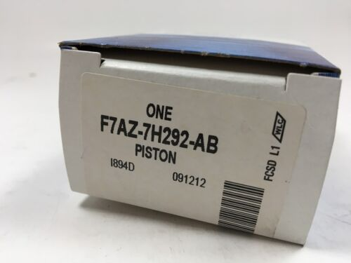 Genuine OEM Ford Piston F7AZ-7H292-AB